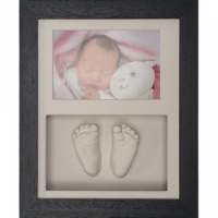 Classic 10x8'' Double Black Frame